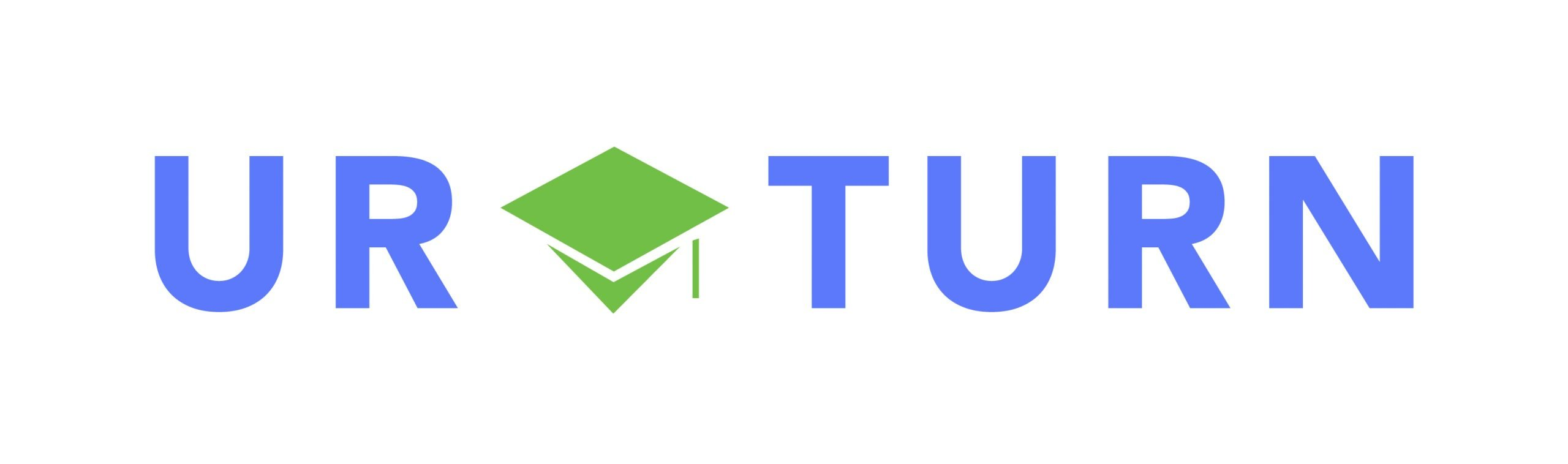 UR TURN Logo-Blue-Green