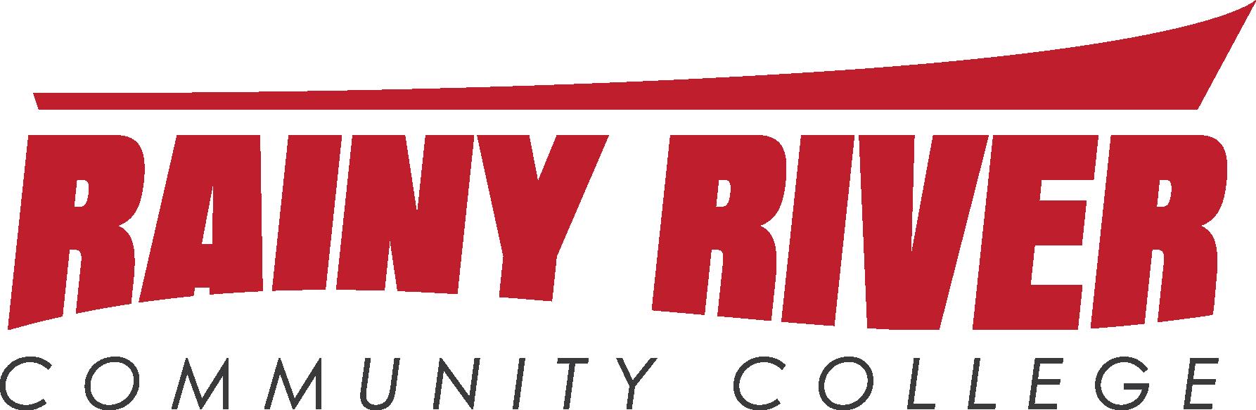 Final Rainy River Community College Logo Transparent