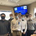 Greenway Advanced Business Project-Based Learning class partners with Culver's